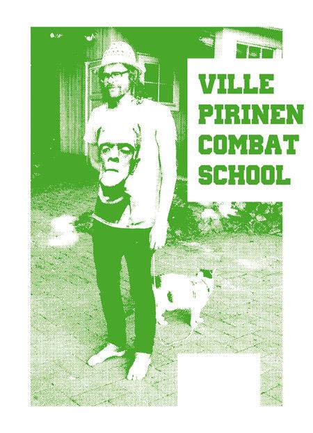 ville pirinen combat school